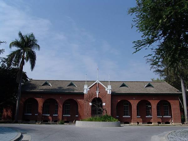 台南陸軍衛戍病院