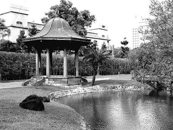 台灣總督官邸日式花園