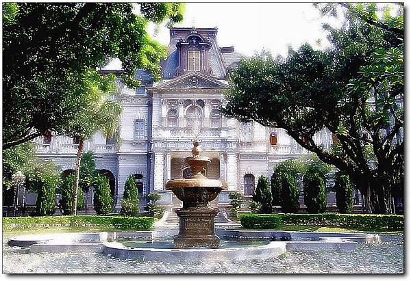 台灣總督官邸歐式花園