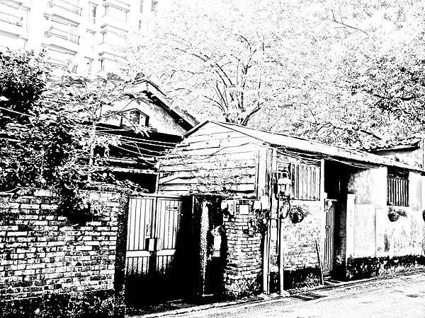 台灣總督府山林課宿舍