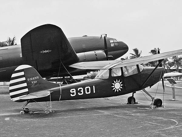 O-1G 空中管制機