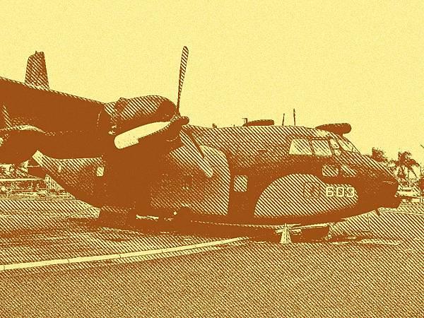 C-123K 供給者式運輸機