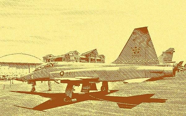 F-5F中正號戰鬥教練機
