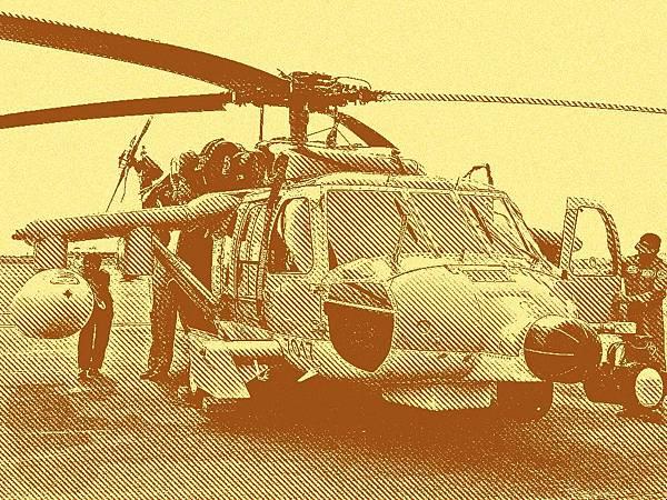 S-70C-6 搜救直升機