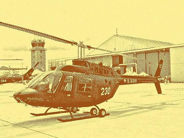 TH-67 教練直升機