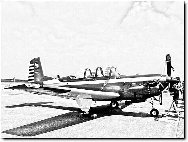 T-34C「良師」型螺旋槳教練機