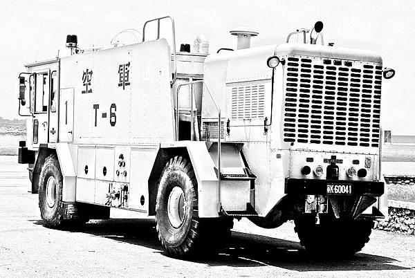 T-6消防車
