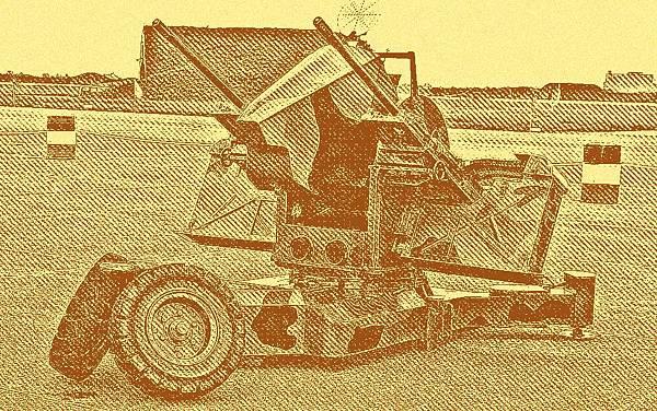 T82 雙聯裝20公厘機砲