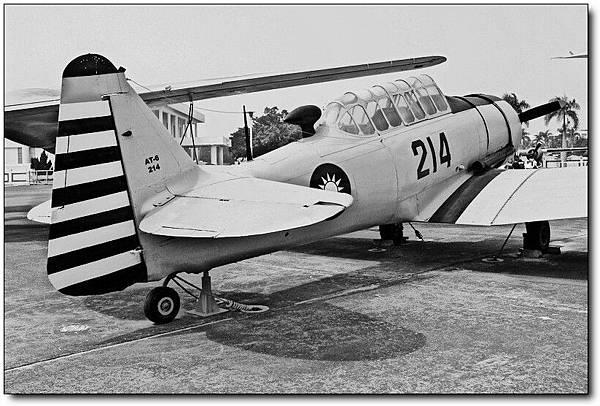 AT-6 戰鬥教練機