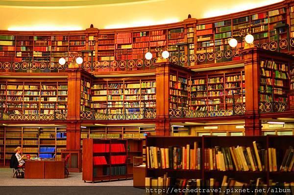 利物浦中央圖書館 Liverpool Central Library