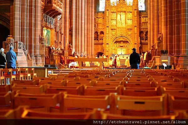 利物浦大教堂 Liverpool Cathedral