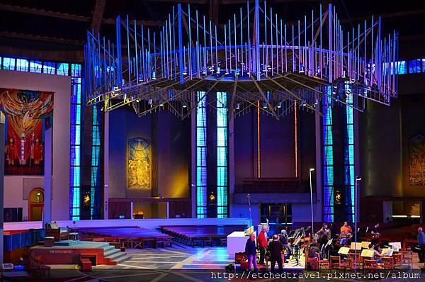 利物浦都會大教堂Liverpool Metropolitan Cathedral