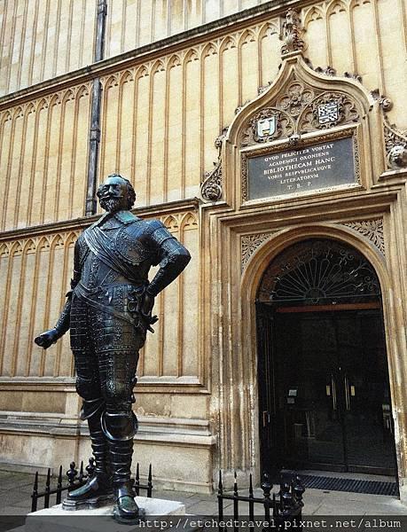 博德利圖書館 Bodleian Library