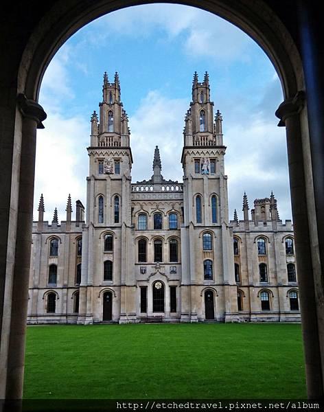 萬靈學院 All Souls College