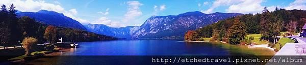 波希湖 Bohinj Lakes