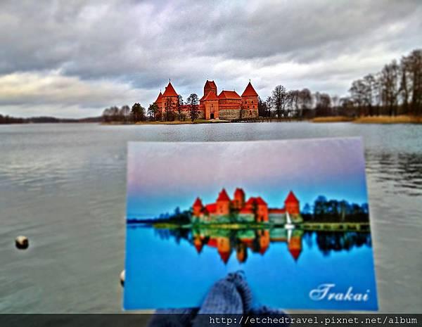 特拉凱城堡 Trakai Castle