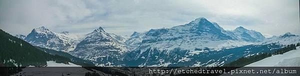 少女峰區 Jungfrau Region