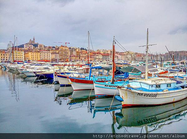 舊港 Vieux Port