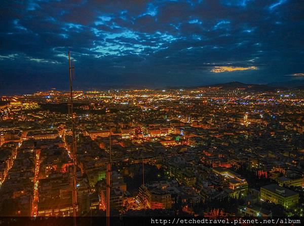 夜景 Panoramic Nightview