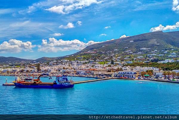 愛琴海島 Aegean Islands