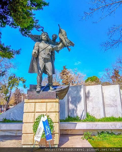 雕像 Monument