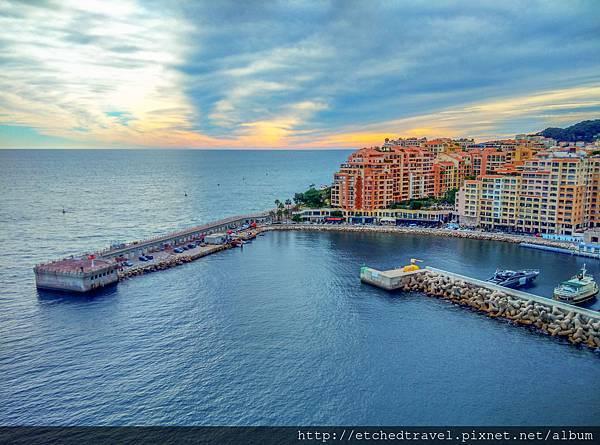 蔚藍海岸 Cote d'Azur