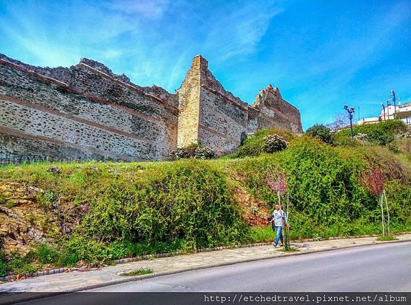 東城牆 Eastern Wall