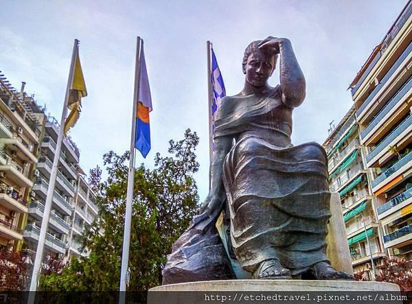 雕像 Statue