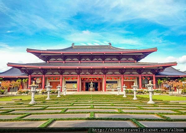佛光山 Fo Guang Shan Temple