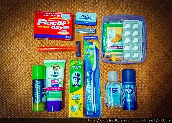 日常用品 Necessities