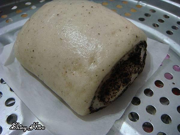 黑芝麻饅頭2