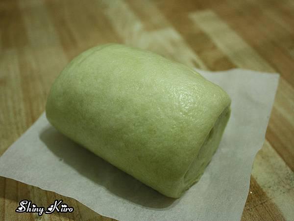 抹茶果汁饅頭5
