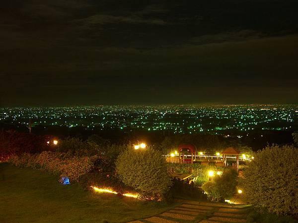 另一個角度看夜景