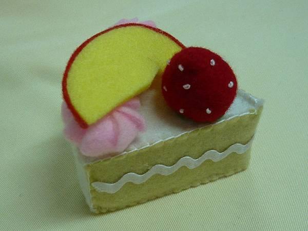 不織布模型_蛋糕