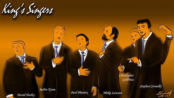 King's Singers修改版