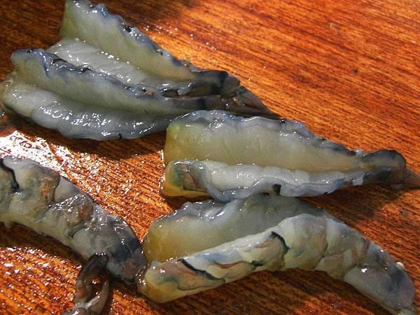 03蝦子撥殼、去腸泥