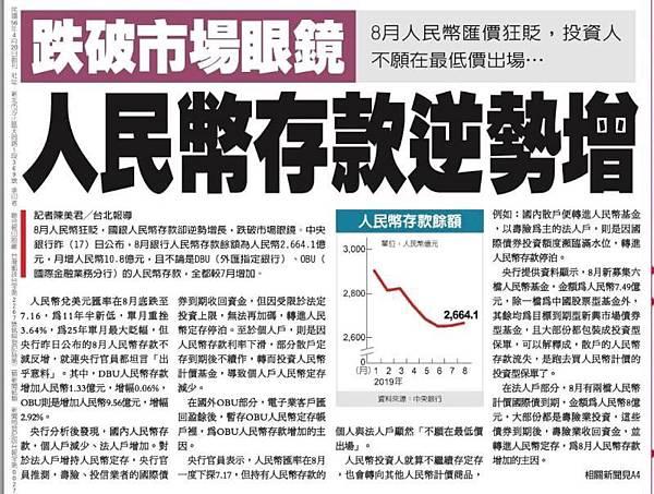 跌破市場眼鏡 人民幣存款逆勢增.jpg