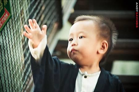 陳馨遠老師的兒童寫真