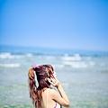 HERO老師的人像寫真- 66.藍色珊瑚海 MikiYo