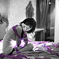 HERO老師的人像寫真- 79.纏.紫.Rabby