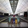 香港機場很美