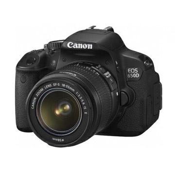 Canon EOS 650D 18-55II