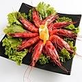 Andy老師的美食攝影-大玉門~~~胭脂蝦 Andy老師的美食攝影 攝影師:Andy 主題:胭脂蝦 地點:大玉門