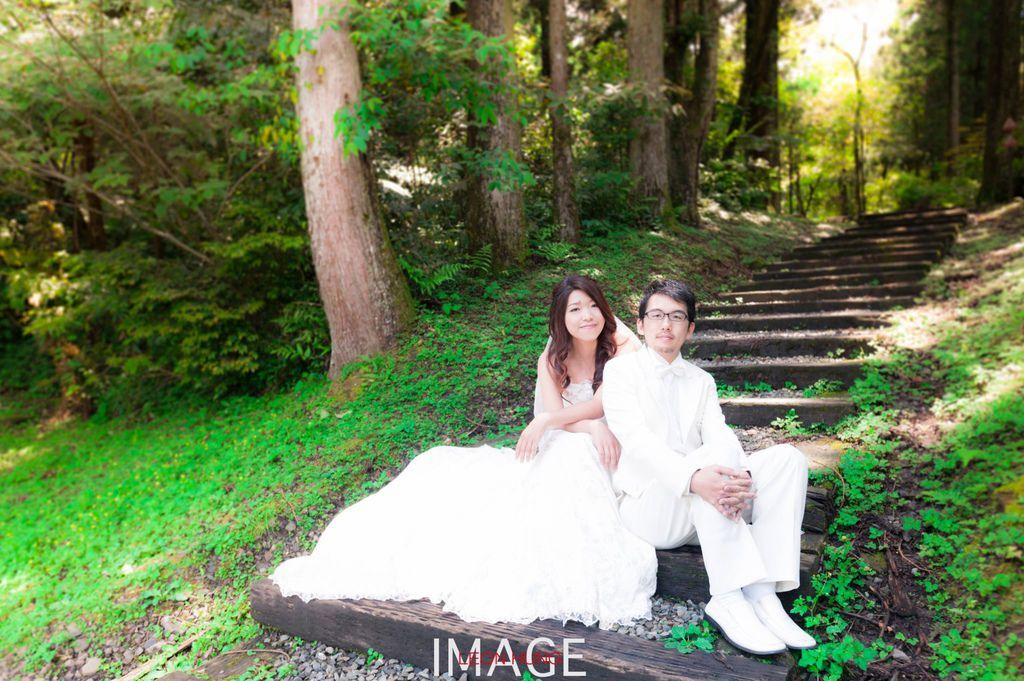 LeonHung老師的婚紗照作品集