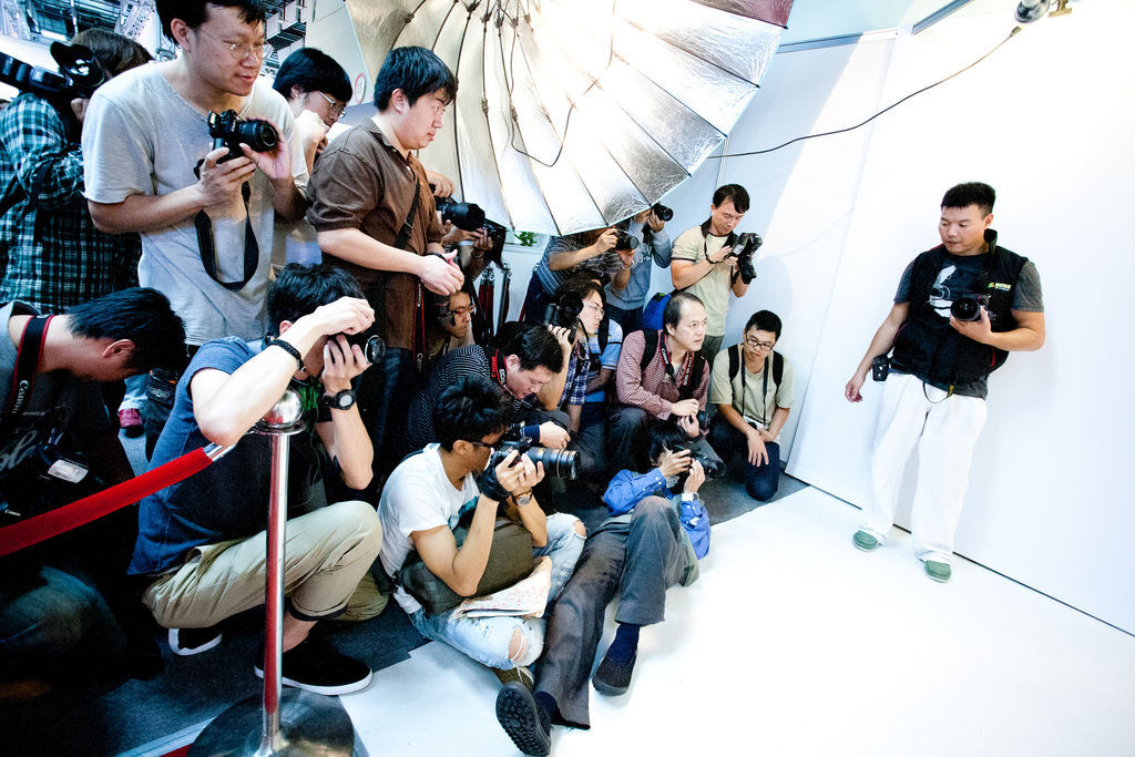 2012 台北國際攝影器材大展-Day3- 我的婚紗照超有fu