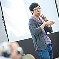 2012 台北國際攝影器材大展-Day4- 攝影講堂 豆子老師(張哲瑞)