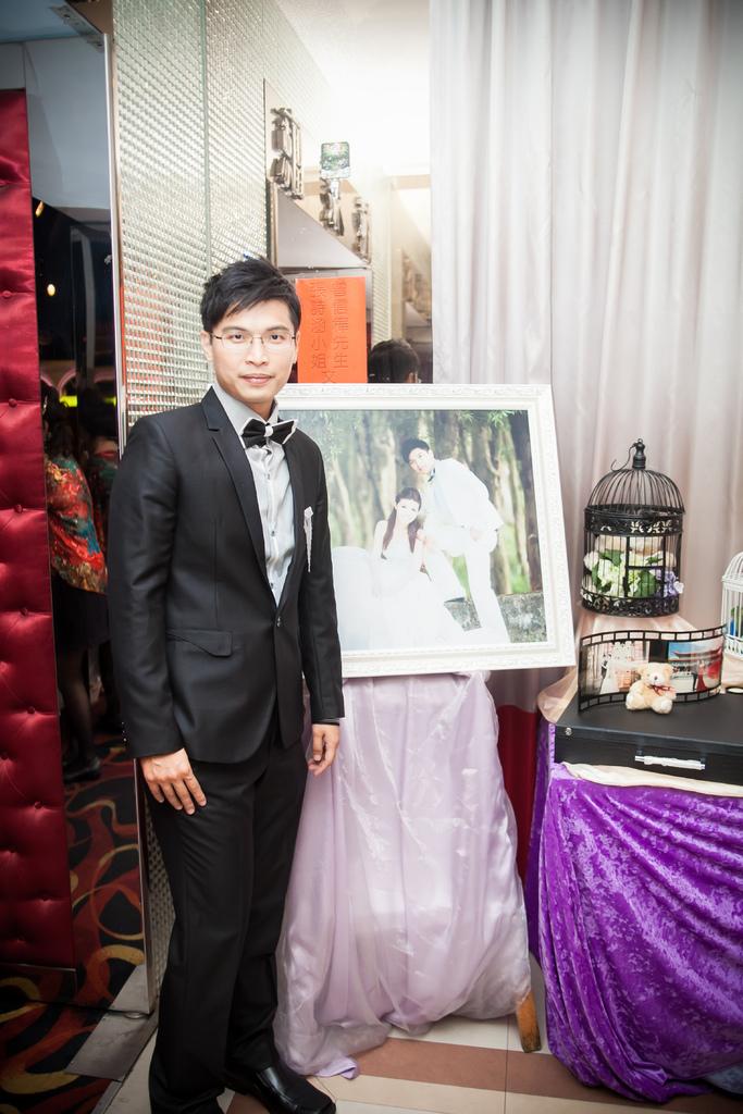 【台北婚攝】【攝影師推薦】婚禮記錄