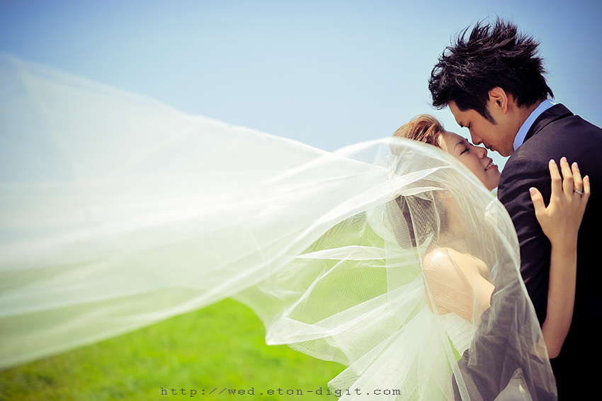 【自助婚紗攝影】【推薦】森林綠景主題-韓風2