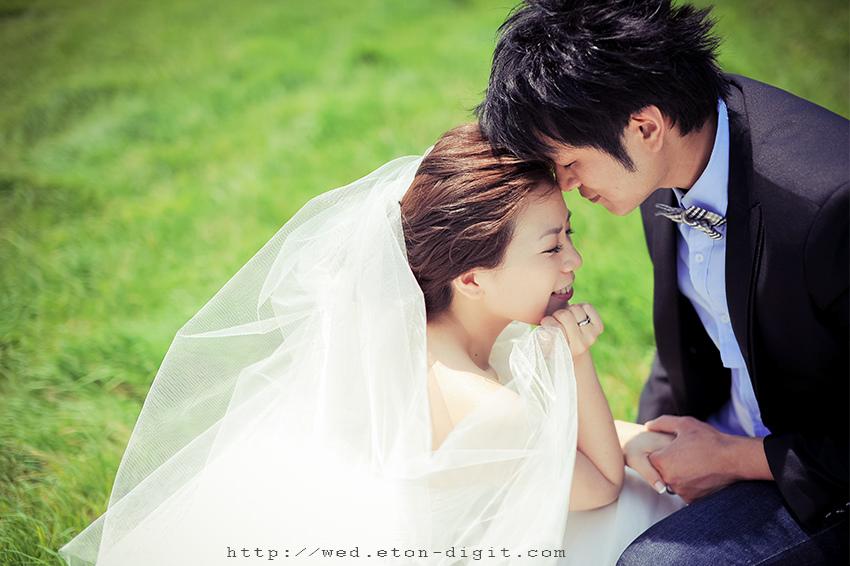 【自助婚紗攝影】【推薦】森林綠景主題-韓風3