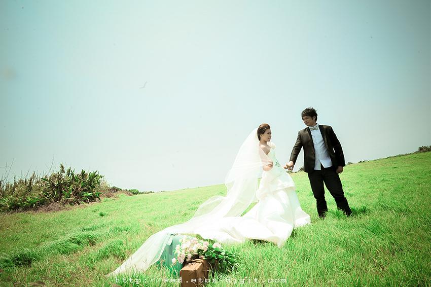 【自助婚紗攝影】【推薦】森林綠景主題-韓風5